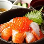 ■海の親子丼■
