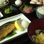 ■日替り魚定食■