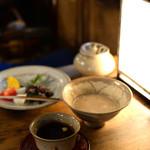茶房 李白 - 韓国茶