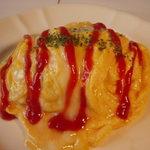 カフェバーJUN - トロトロ卵のオムライス