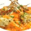 フレスキッシマ - 料理写真:渡り蟹のトマトクリーム