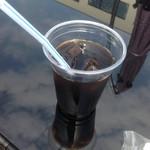 26815138 - アイスコーヒー  300円