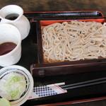 ふじ庄 - 料理写真:『 もり \600 』