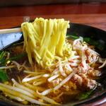 四川料理 長楽 - よくある中華麺
