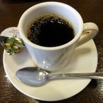 つくば屋 - ホットコーヒー