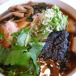 2682528 - 箱根山麓豚の分厚いふっくらチャーシュー麺