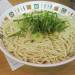 元祖赤のれん 節ちゃんラーメン - 替え玉