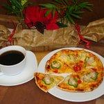 エベレスト&富士 - PIZZA&COFFEE セット