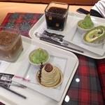 アンリ・シャルパンティエ - 友達とケーキ♡ コップが可愛い(o^^o)