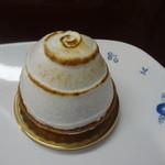 ラトリエアンソレイエ - 料理写真:黒すぐり(390円)