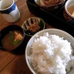 倉敷 和のうまみ処 桜草 - 松花堂弁当
