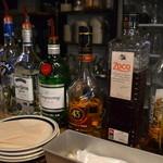 バル オルガン - 各種お酒も取り揃えております