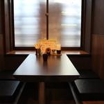 串道楽 潤 - テーブル 4名様×5席