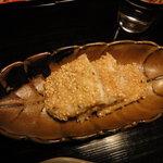 本草円山 - カマスのゴマ焼き