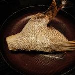 本草円山 - 鯛の窯焼き