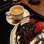 本草円山 - ケーキとエスプレッソ