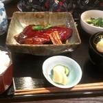 Nuku - 金目鯛の煮付け定食
