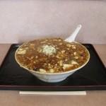 中華飯店 陽華 - 麻婆麺 特盛り(900円+400円)
