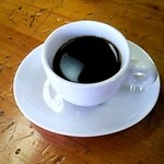 金比羅 - セットのコーヒーサービス(2014/4)