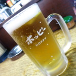 ひさもと - ホッピー400円
