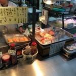 肉のさかもと - 揚げ物色々 ※2014年4月