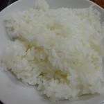 浜松屋食堂 - ごはん(小):170円
