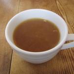 パティ - オニオンスープ