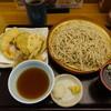 天丼てんや - 料理写真:天ぷらそば