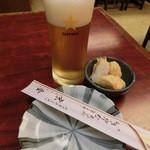 京金 - 生ビール530円