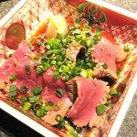焼肉トラジ - 和牛タタキ