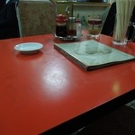 中国家庭料理大連 - テーブル上その2 H25.11