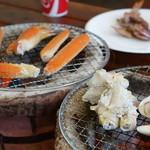 海のバーベキュー 焼屋 - 料理写真: