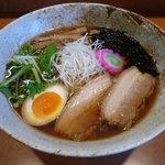 麺処 咲柳 - しょうゆラーメン