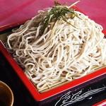 杜のレストラン - 石臼挽き蕎麦 令