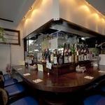 レストラン マヤ - カウンター