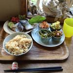 Umui - 魚定食1000円