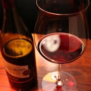 多種多様なレアなワイン