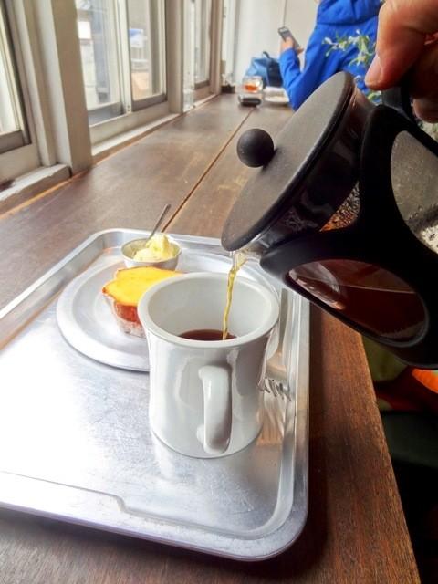 寺崎コーヒー - 2014年4月訪問時撮影