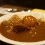 喫茶ルオー - セイロン風カレー(中盛り)