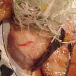 銀座あしべ - 魚料理が嬉しいです。