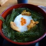 元祖 海ぶどう - 食感はもちろん、ぷっちぷち♪