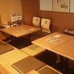 八剣伝 - お座敷シート