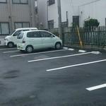 八剣伝 - 当店駐車場