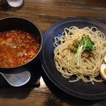 26897144 - たいわんつけ麺 煮玉子トッピング(900円)