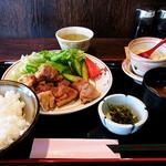 九州居酒屋いちばんや - 唐揚定食
