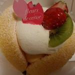 パティスリー マルシュ - スペシャルケーキ 410円