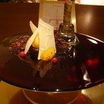 イル テアトリーノ ダ サローネ - ドルチェ:チョコとオレンジ カラメッラート(2014.4)