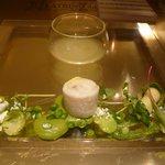 イル テアトリーノ ダ サローネ - 魚料理:テアトリーノのヴァポーレ(2014.4)