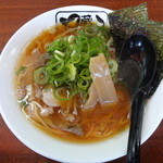 らぅめん凡蔵屋 - 料理写真:醤油らぅめん
