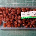 魚錦 - ...「金時豆(200円)」、日持ちします!!